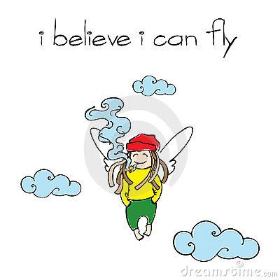 क्यूं ना छू लूँ नीलगगन को: I believe I can Fly